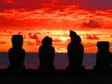 Chile: Easter Island
