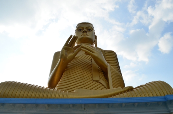 Tallest Buddha Statue