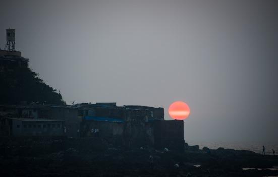 EZH Mumbai Sunset