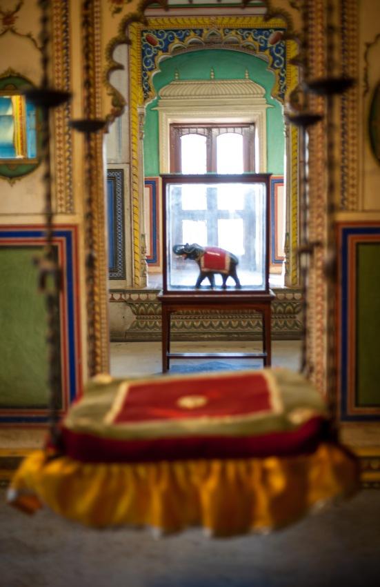 EZH City Palace Elephant