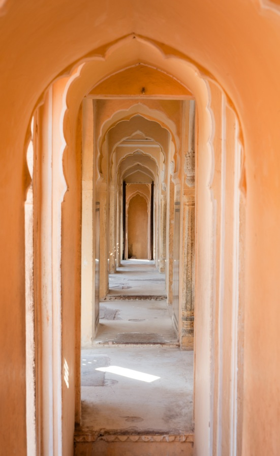 EZH Amber Fort Passage