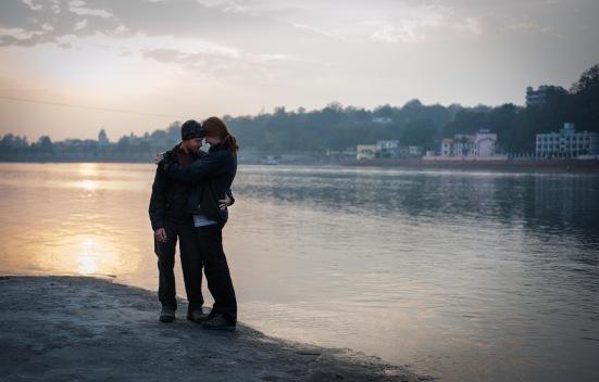 EZH Ganges Sunset