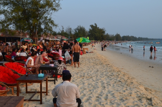 Full Beach