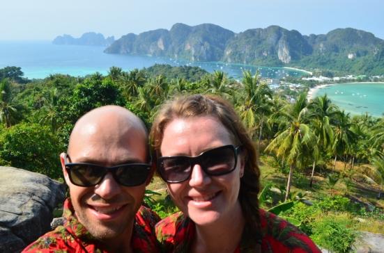 Koh Phi Phi Viewpoint Redshirt