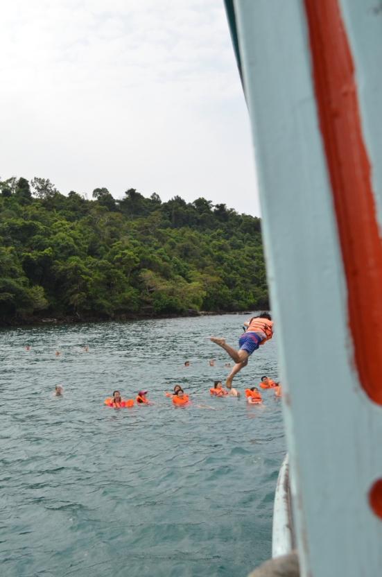 Korean Diving