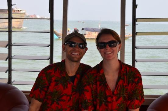 Mekong RedShirts