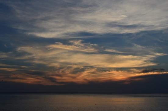 Sunset on Koh Lanta