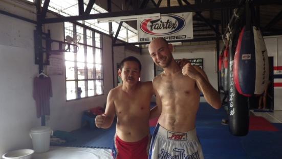 Muy Thai Fighting