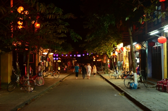 Hoi An Charming Streets